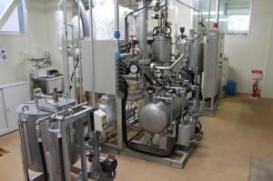 バイオ燃料精製機